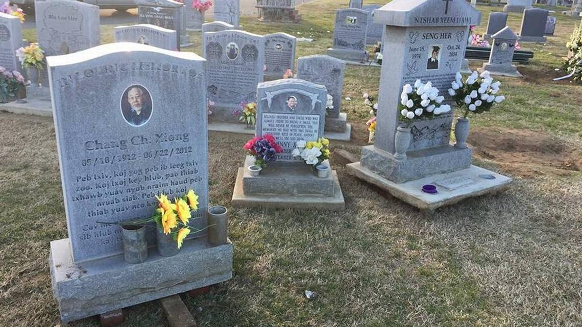 SOURCE: FRESNO BEE – Hmong families fear for spirits of the dead after cemetery moves headstones