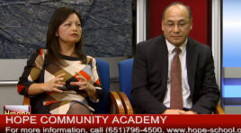 MEET THE DIRECTOR OF HOPE COMMUNITY ACADEMY, A HMONG CHARTER SCHOOL