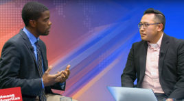 CHONBURI LEE SITS DOWN WITH MELVIN CARTER, ST. PAUL MAYORAL CANDIDATE