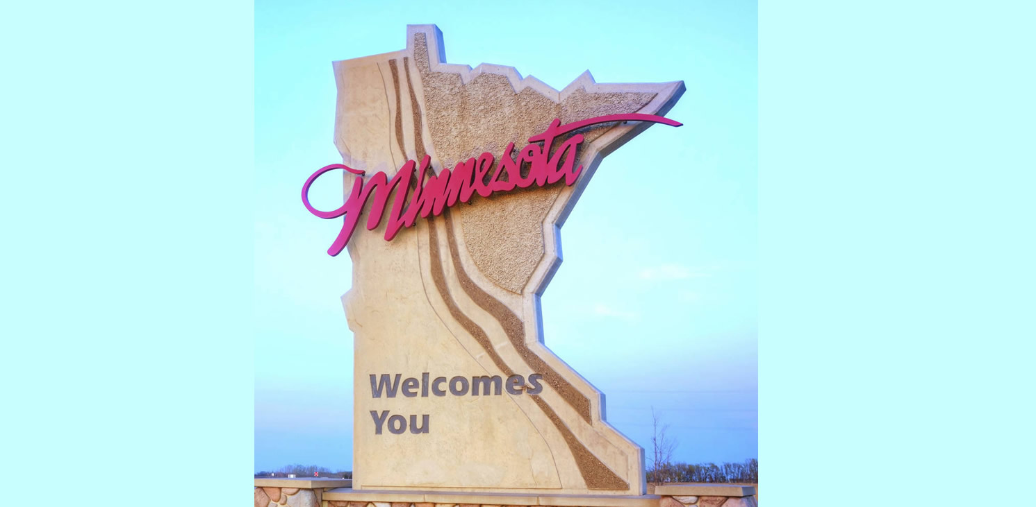 MINNESOTA RANKED SECOND AS THE BEST STATE TO LIVE AND WORK IN 2018
