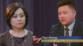 XAV PAUB XAV POM: Padee sits down with Tou Xiong who is running for MN State Representative Dist. 53A