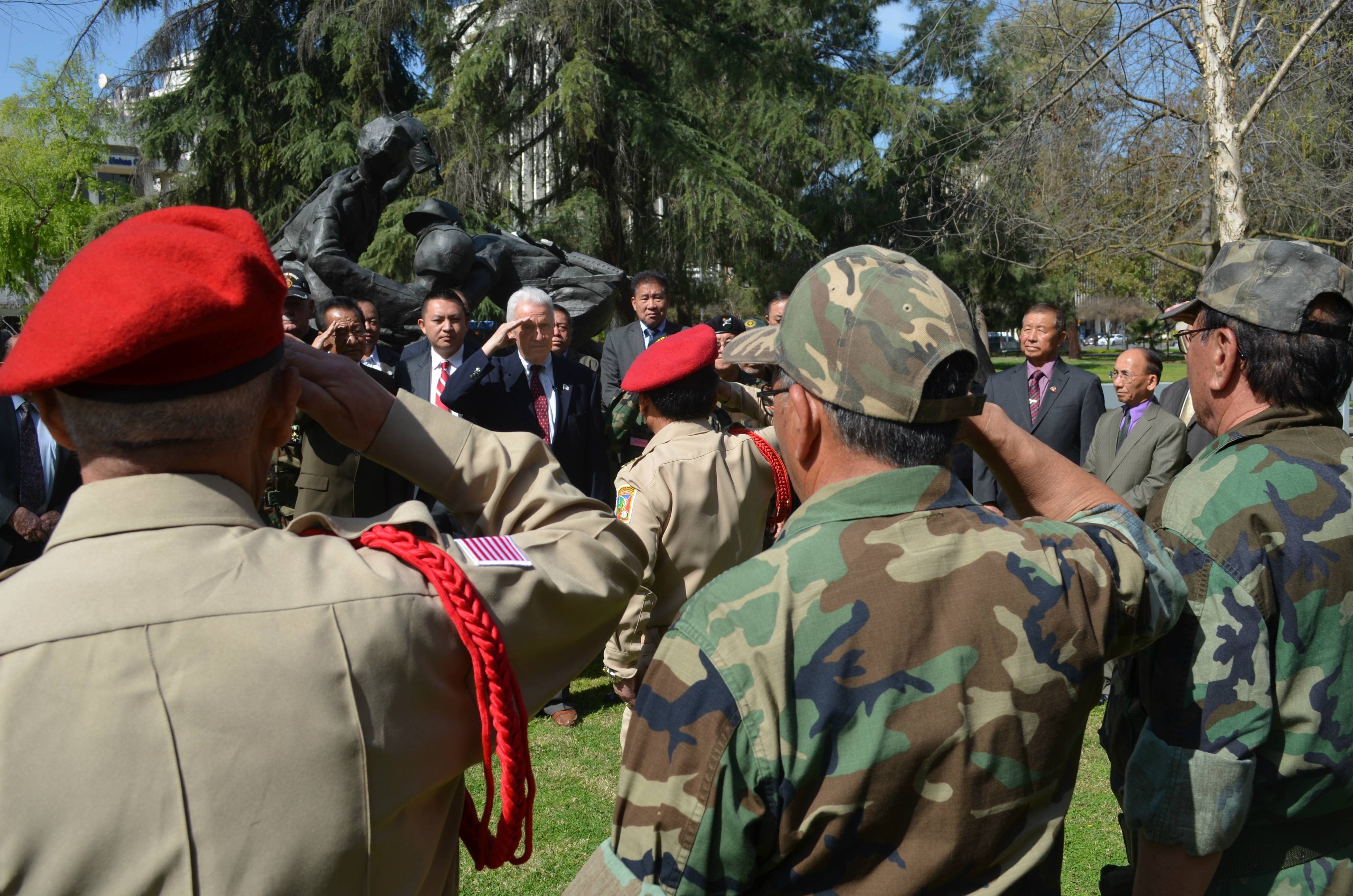 SOURCE: OFFICE OF CONGRESSMAN JIM COSTA – Costa, Hmong & Lao American Veterans Celebrate Legislative Victory