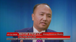 Mayor Steve Ly of Elk Grove, CA, visits Minnesota.