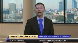 MISSION ON FIRE: The True Service from Heaven