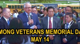 HMONG VETERANS MEMORIAL DAY AT THE MN STATE CAPITOL.