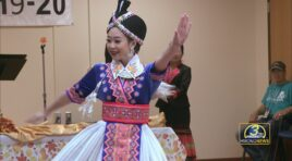 HMONG ELDER CENTER CELEBRATING THE NEW YEAR.