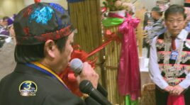 RIBBON CUTTING: 41ST ANNUAL MN HMONG NEW YEAR.