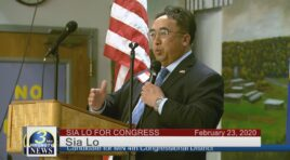 3HMONGTV NEWS: SIA LO RUNS FOR MN 4TH CONGRESSIONAL SEAT.